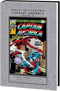 [Marvel Masterworks: Captain America: Volume 13 (Hardcover) (Product Image)]