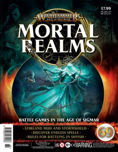 [Warhammer: Age Of Sigmar: Mortal Realms #69 (Product Image)]