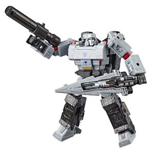 [Transformers: War For Cybertron: Siege Voyager Action Figure: Megatron (Product Image)]