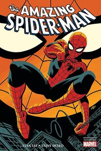 [Mighty Marvel Masterworks: Amazing Spider-Man: Great Power (Cho Cover) (Product Image)]