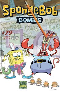 [SpongeBob Comics #79 (Product Image)]
