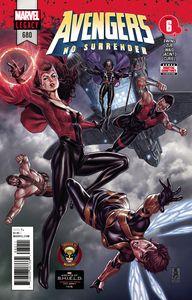 [Avengers #680 (Ww) (Legacy) (Product Image)]