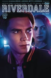 [Riverdale (Ongoing) #13 (Cover A CW Photo) (Product Image)]