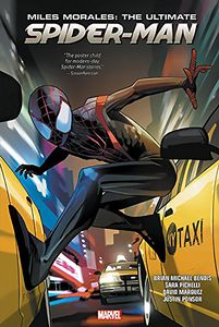 [Miles Morales: Ultimate Spider-Man: Omnibus (Hardcover) (Product Image)]