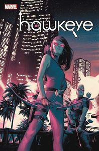 [Hawkeye: Go West (Product Image)]