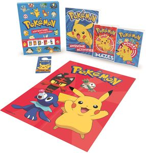 [Pokemon: The Adventure Collection (Hardcover) (Product Image)]