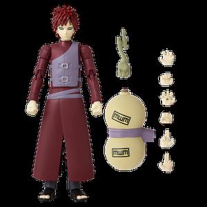 [Naruto Shippuden: Anime Heroes Action Figure: Gaara (Product Image)]