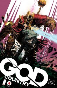 [God Country #2 (Cover B Zaffino) (Product Image)]