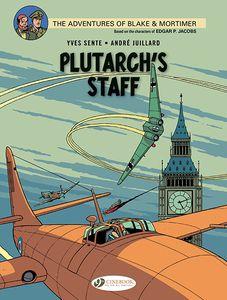 [Blake & Mortimer: Volume 21: Plutarch's Staff (Product Image)]