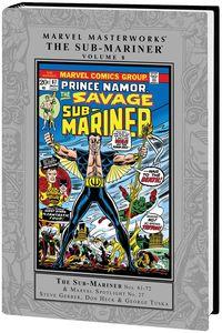 [Marvel Masterworks: Sub Mariner: Volume 8 (Hardcover) (Product Image)]