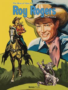 [Best Of Alex Toth & John Buscema Roy Rogers Comics (Hardcover) (Product Image)]