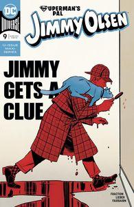 [Supermans Pal Jimmy Olsen #9 (Product Image)]