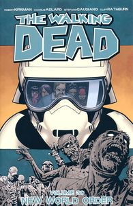 [The Walking Dead: Volume 30: New World Order (Product Image)]