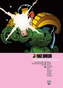 [Judge Dredd: Complete Case Files: Volume 37 (Product Image)]