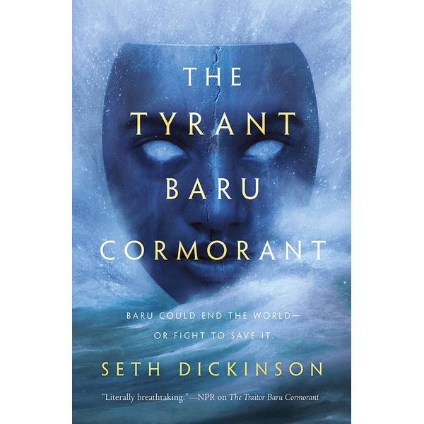 [The cover for Masquerade: Book 3: The Tyrant Baru Cormorant (Hardcover)]