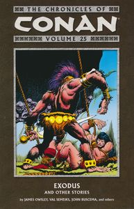 [Chronicles Of Conan: Volume 25: Exodus (Product Image)]