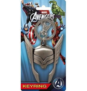 [Marvel: Keyring: Avengers Assemble Thor Helmet (Product Image)]