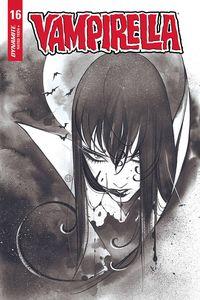 [Vampirella #16 (Momoko Black & White Variant) (Product Image)]