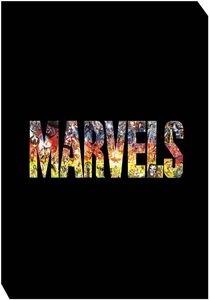 [Marvels: Platinum Edition Slipcase (Hardcover) (Product Image)]