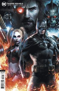 [Suicide Squad #6 (Jeremy Roberts Variant Edition) (Product Image)]