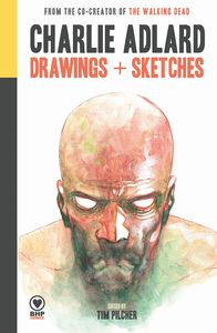 [Charlie Adlard: Drawings + Sketches (Product Image)]