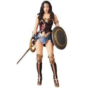 [Justice League: MAF EX Action Figure: Wonder Woman (Product Image)]