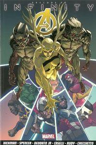 [Avengers: Volume 3: Infinity Prologue (UK Edition) (Product Image)]
