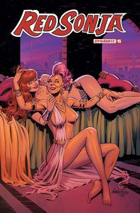[Red Sonja #15 (Pepoy Seduction Variant) (Product Image)]