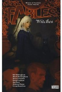 [Fables: Volume 14: Witches (Titan Edition) (Product Image)]
