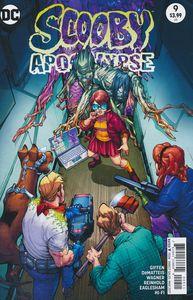 [Scooby Apocalypse #9 (Product Image)]