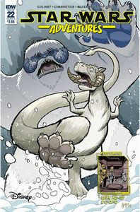 [Star Wars Adventures #22 (Cover B Tbd) (Product Image)]
