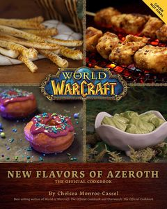 [World Of Warcraft: New Flavors Of Azeroth: The Official Cookbook (Hardcover) (Product Image)]