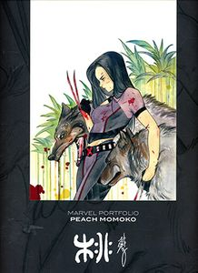 [Marvel Portfolio: Peach Momoko (Hardcover) (Product Image)]