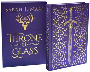 [Throne Of Glass: Collector's Edition (Hardcover) (Product Image)]