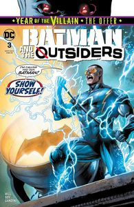 [Batman & The Outsiders #3 (YOTV The Offer) (Product Image)]