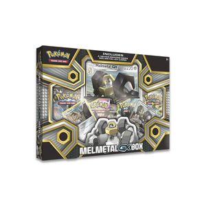 [Pokemon: Trading Card Game: Melmetal-GX Box (Product Image)]