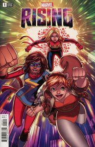 [Marvel Rising #1 (Lim Variant) (Product Image)]