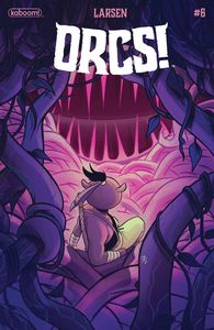 [Orcs #6 (Cover B Boo) (Product Image)]