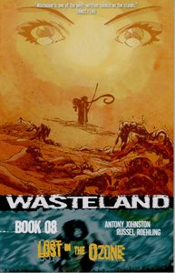 [Wasteland: Volume 8: Lost In The Ozone (Product Image)]