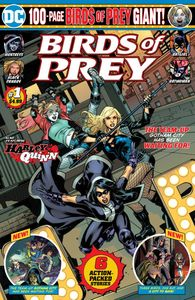 [Birds Of Prey: Giant Edition #1 (Product Image)]