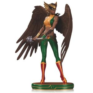 [DC Cover Girls: Statue: Hawkgirl (Product Image)]