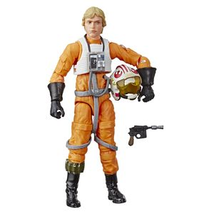[Star Wars: A New Hope: Vintage Collection Action Figure: Luke Skywalker (X-Wing Pilot) (Product Image)]