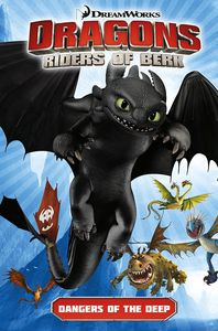 [Dreamworks' Dragons: Volume 2: Dangers Of The Deep (Product Image)]