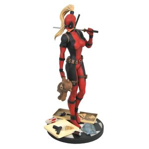 [Deadpool: Marvel Premier Statue: Lady Deadpool (Product Image)]