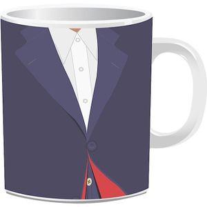 [Doctor Who: Mug: 12th Doctor Costume (Product Image)]