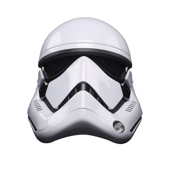 [The cover for Star Wars: The Last Jedi: Black Series Electronic First Order Stormtrooper Helmet]