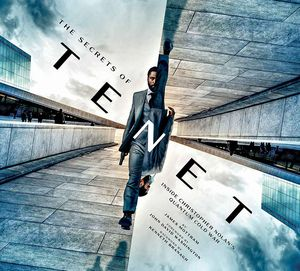 [The Making Of Tenet (Hardcover) (Product Image)]