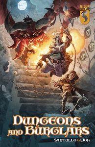 [Dungeons & Burglars: Volume 1 (Product Image)]
