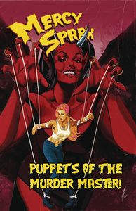 [Mercy Sparx #14 (Cover A Herrera) (Product Image)]