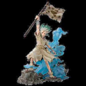 [Dr. Stone: Figuarts Zero PVC Statue: Ishigami Senku (Product Image)]